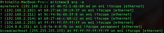 """terminal - openmediavault raspberry pi set """"width ="""" 550 """"height ="""" 113 """"/> </p> </p> <h3> Windows </h3> <p> En utilisant SD Formatter et Win32 Disk Imager, créez une carte SD avec OpenMediaVault installé sur elle. Ouvrez <strong> Invite de commandes </strong> et utilisez la commande <code> arp -a </code>. Il vous montrera une liste de périphériques connectés au même réseau que vous. À ce stade, vous voudrez insérer la carte SD, connectez votre Pi au réseau et allumez-le. Exécutez <code> arp -a </code> à nouveau après quelques minutes pour voir la nouvelle addition à la liste – cette devrait être l'adresse IP du Pi. [<strong> Lire </strong>: Activer et configurer OpenELEC Samba partager sur Raspberry Pi] </p> <p> <img class="""