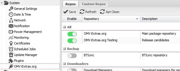Configurer la transmission sur Raspberry Pi - ajouter la transmission