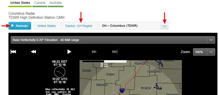 Personnaliser l'emplacement de la carte météo animée sur Home Assistant