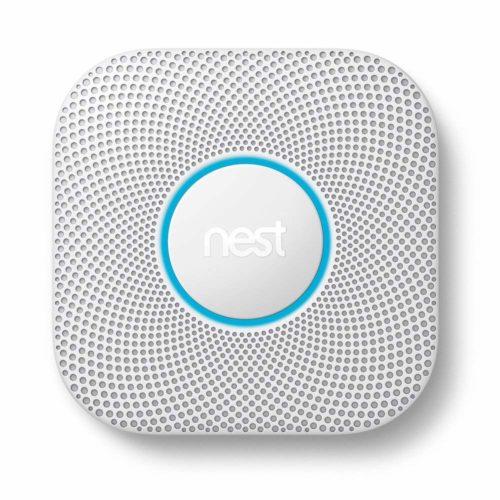 Meilleurs détecteurs de fumée pour SmartThings 2019 - Révisé et comparé - Nest Protect