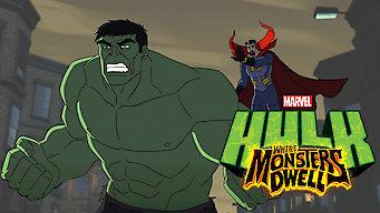 Marul's Hulk: où les monstres habitent