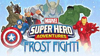 Marvel Super Hero Adventures: Combat contre le gel!