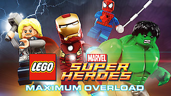 LEGO: Marvel Super Heroes: Surcharge maximale