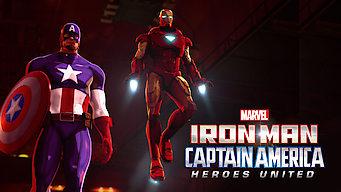 Iron Man et Captain America: Heroes United