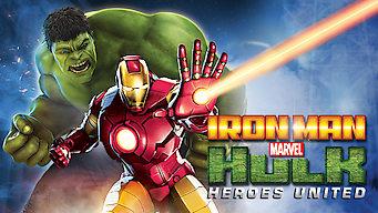 Iron Man et Hulk de Marvel: Heroes United