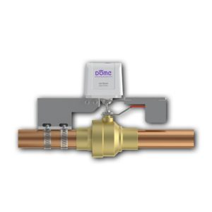 Elexa Dome Water Shut-Off Valve - Zwave Plus