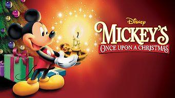 Mickey était une fois un Noël