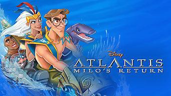 Atlantis: le retour de Milo