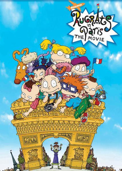 Les Razmoket à Paris: le film