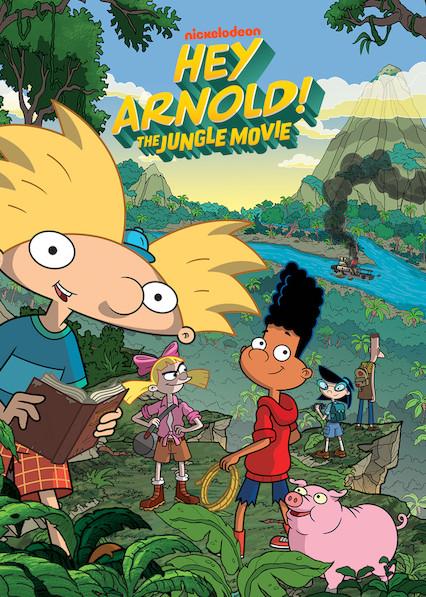 Salut Arnold! Le film de la jungle