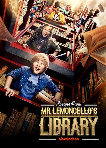 Échapper à la bibliothèque de M. Lemoncello