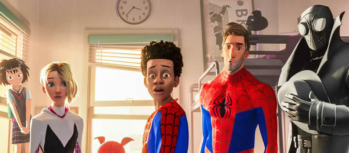 Into the Spider Verse 2018