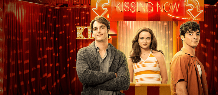 the kissing booth 2 Top 50 des films Netflix août 2020