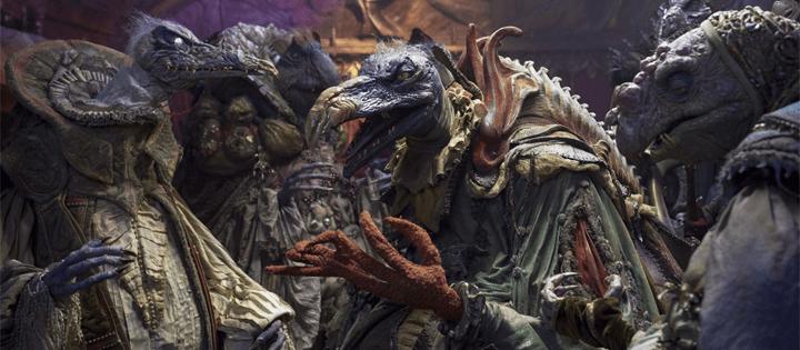 les meilleurs méchants de la télévision netflix skeksis l'âge de la résistance du cristal sombre