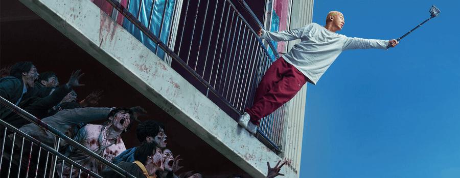 films et séries télévisées de zombies netflix en vie