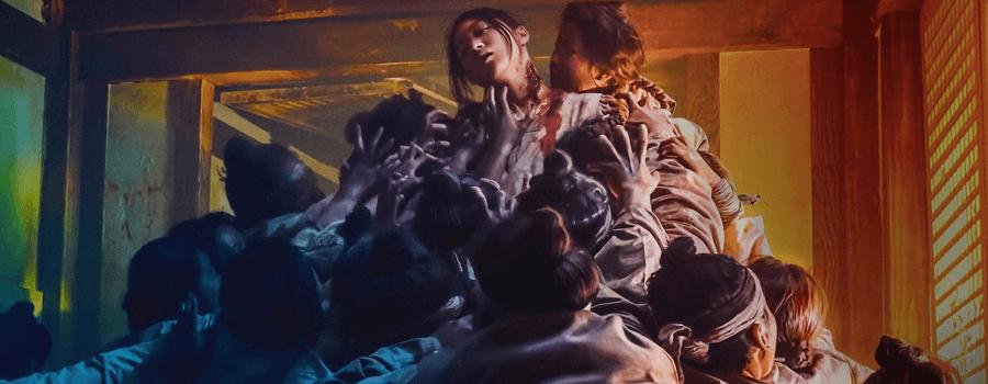 films et séries télévisées de zombies royaume netflix
