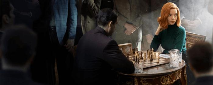 meilleure série originale sur netflix en 2020 le gambit des reines