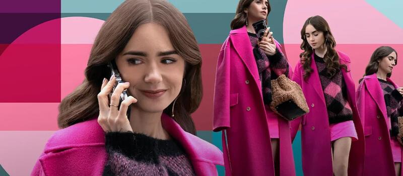 Emily à Paris Netflix