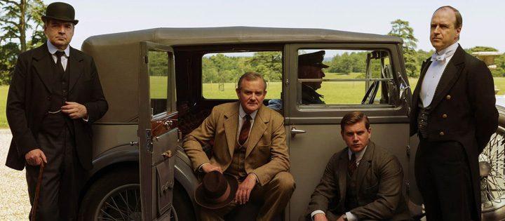 Drame de la période Netflix de Downton Abbey