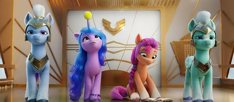 mon petit poney un film nouvelle génération