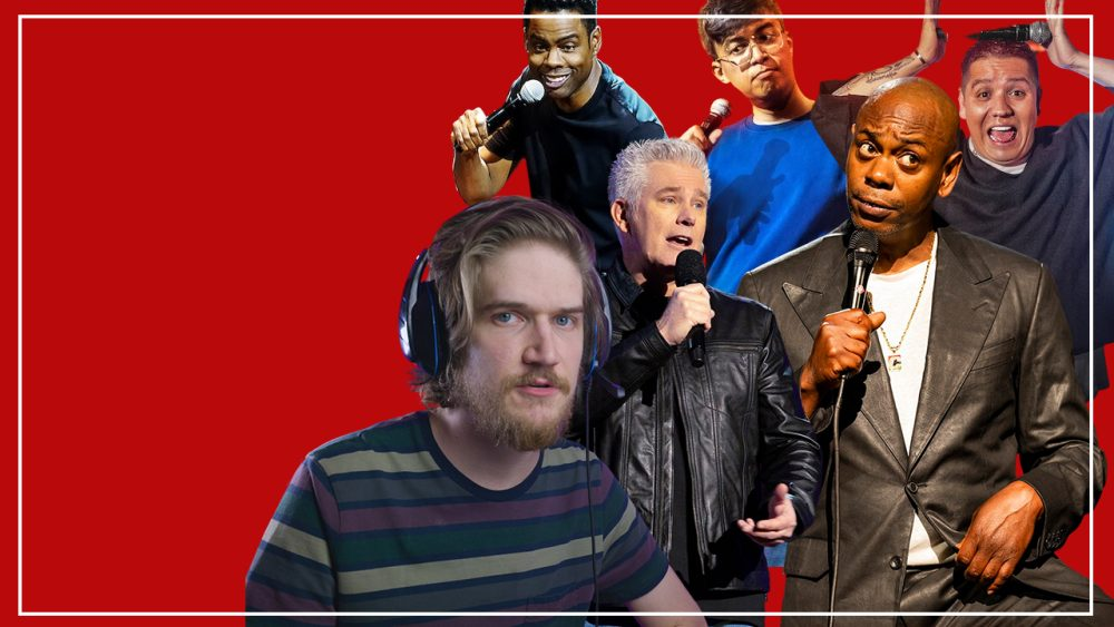 Netflix Stand Up Promotions 2021