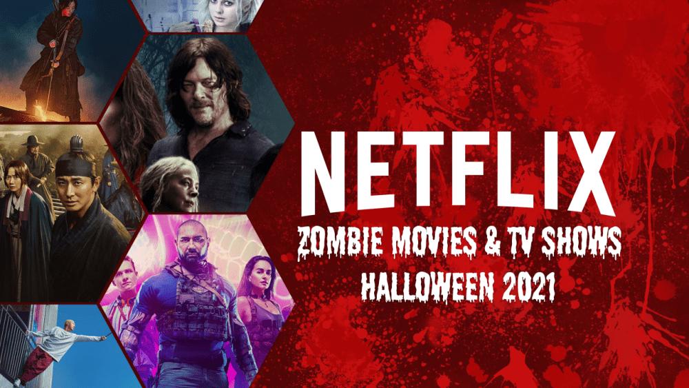 Films et émissions de télévision de zombies sur Netflix Halloween 2021